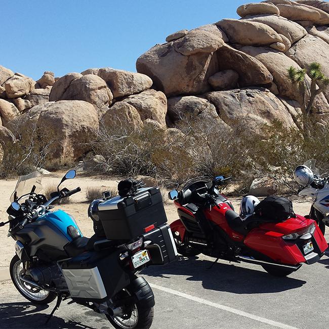 Blog Raidho Viagens | Cruzando a Rota 66 de moto