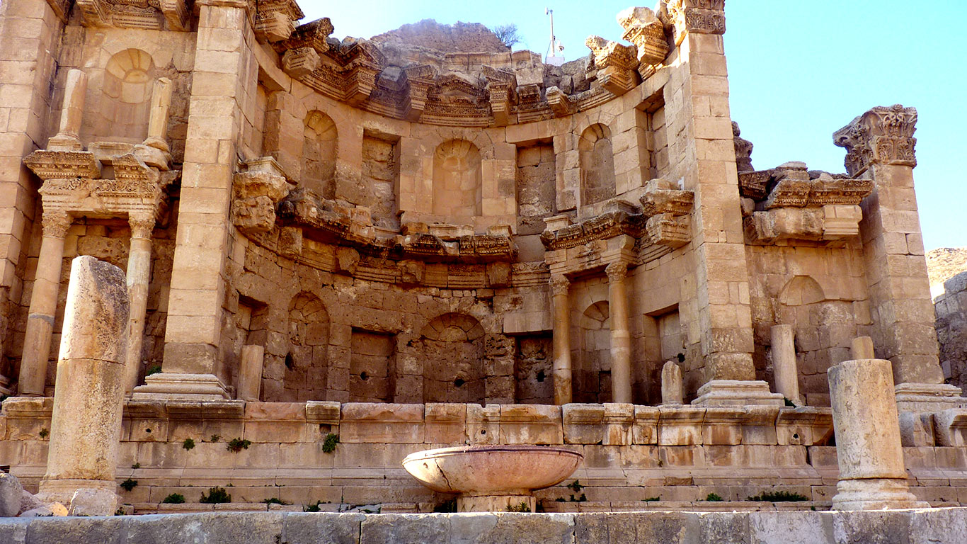 Jordânia, oásis de paz e segurança no Oriente Médio