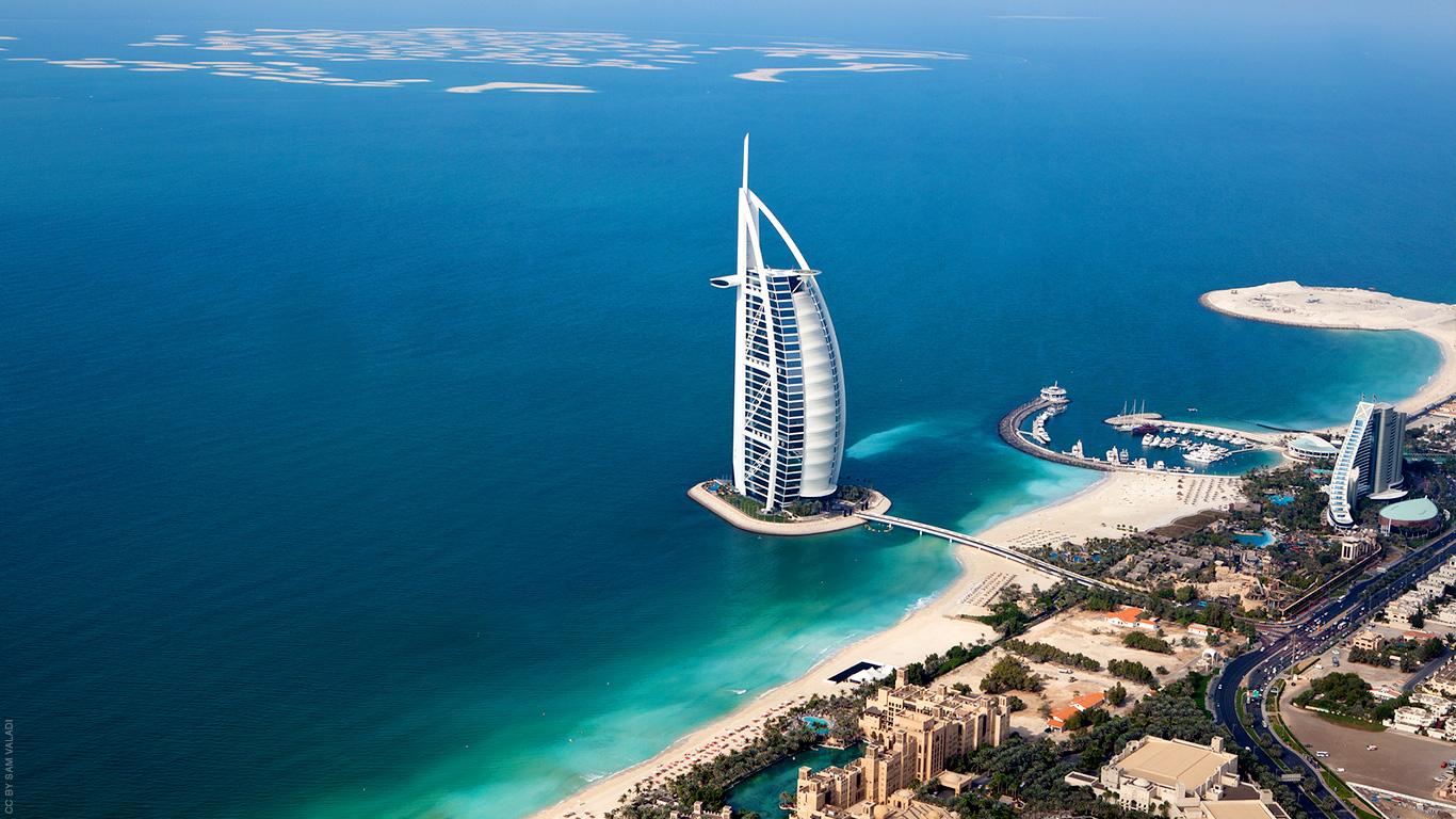 Emirados Árabes: um lugar de superlativos de luxo e nobreza