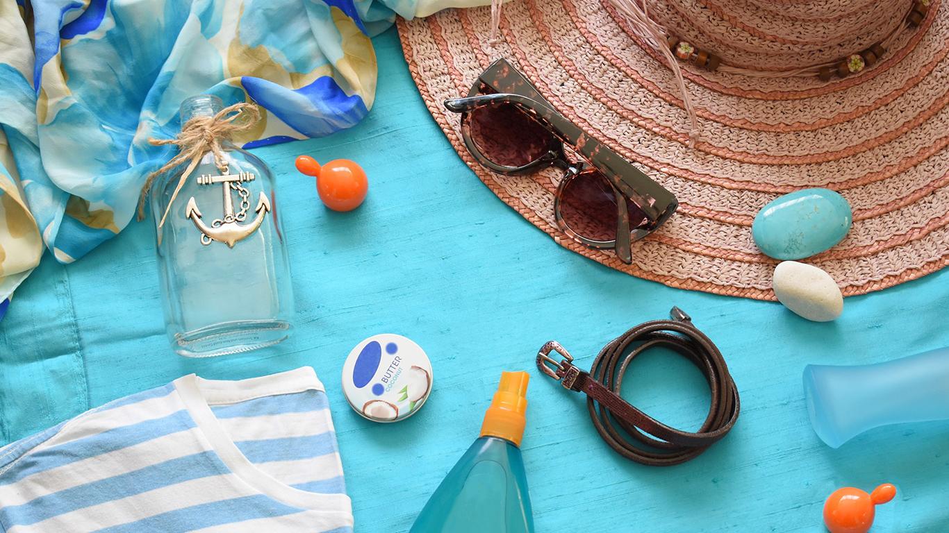 Vai viajar no fim do ano? Faça um checklist para não esquecer de nada.