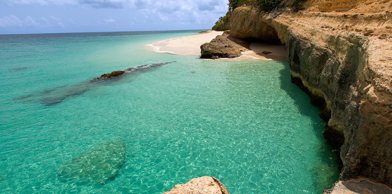 As exclusividades de Anguilla