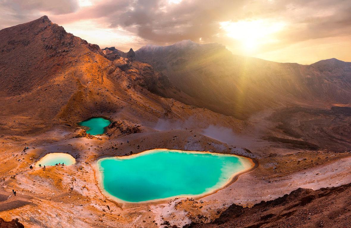 """Nova Zelândia: aventura, enoturismo e """"O Senhor dos Anéis"""""""