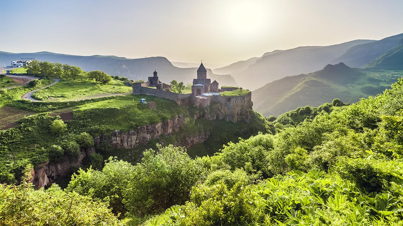 """Montanhas do Cáucaso: """"a terra das mil línguas"""""""