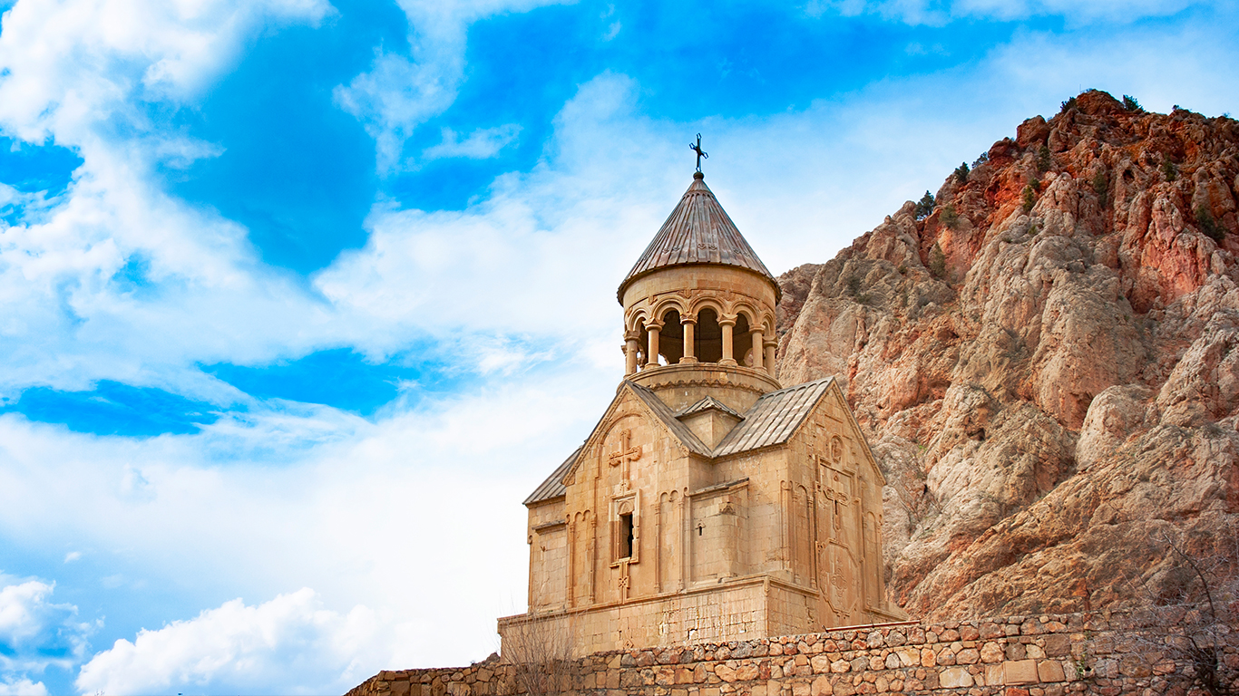 Mistérios do Cáucaso: conheça os monastérios armênios