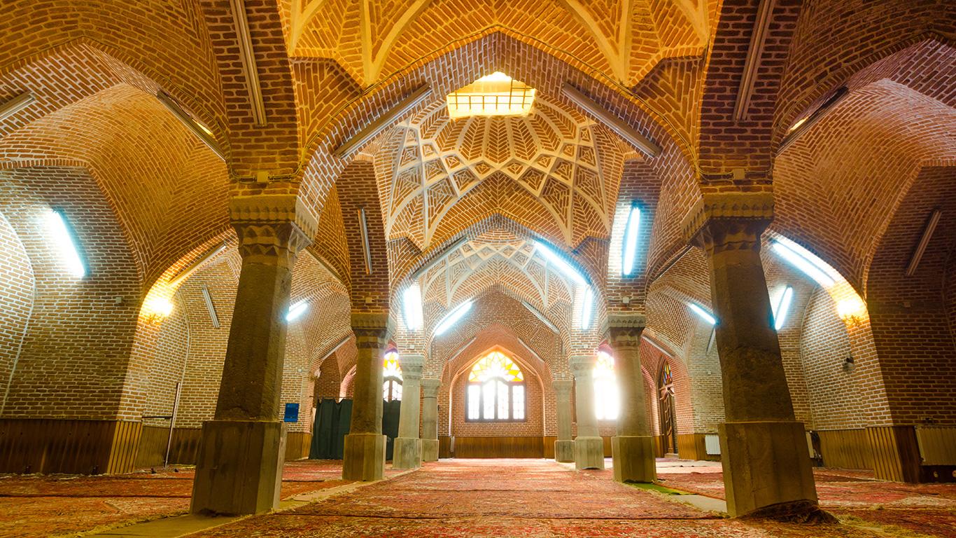 Irã, destino-desejo, especialidade da Raidho