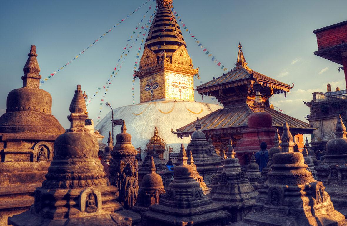 Conheça Katmandu, no Nepal, onde o mundo todo se encontra