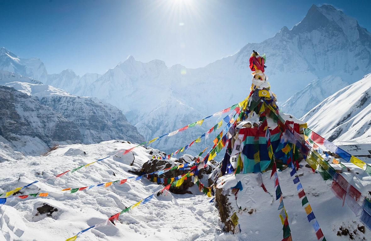 Gosta de Trekking? Venha para Pokhara, porta de entrada para a Annapurna