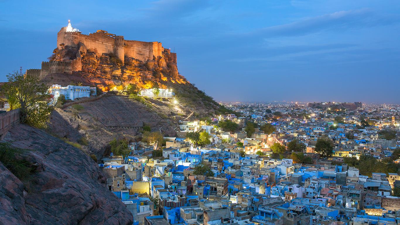 Conheça o Rajastão, a província mais colorida da Índia