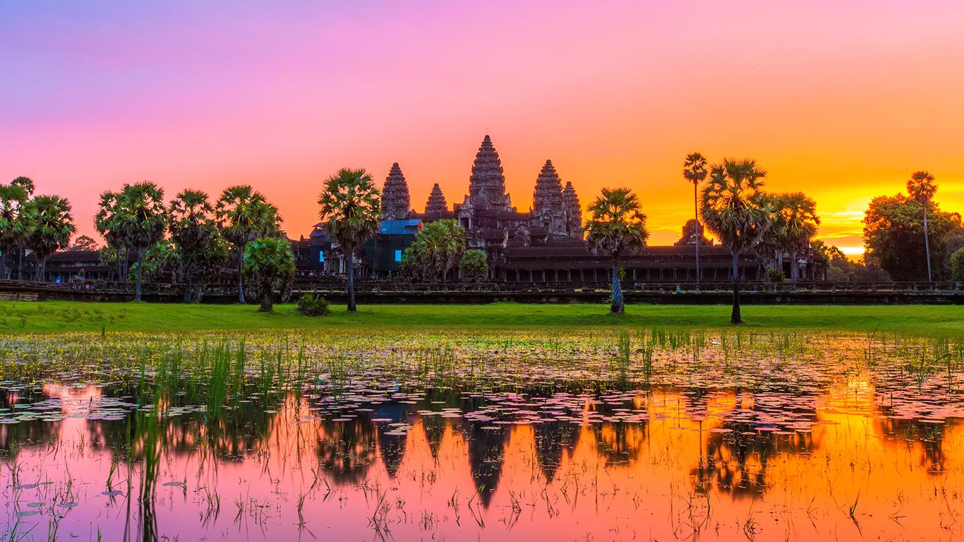 Descubra os tesouros da Indochina