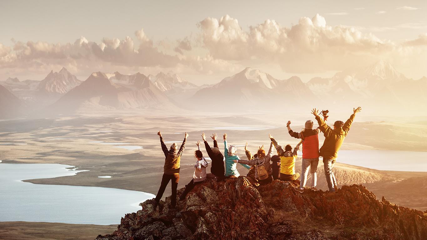 Viajar em grupo ou sozinho?