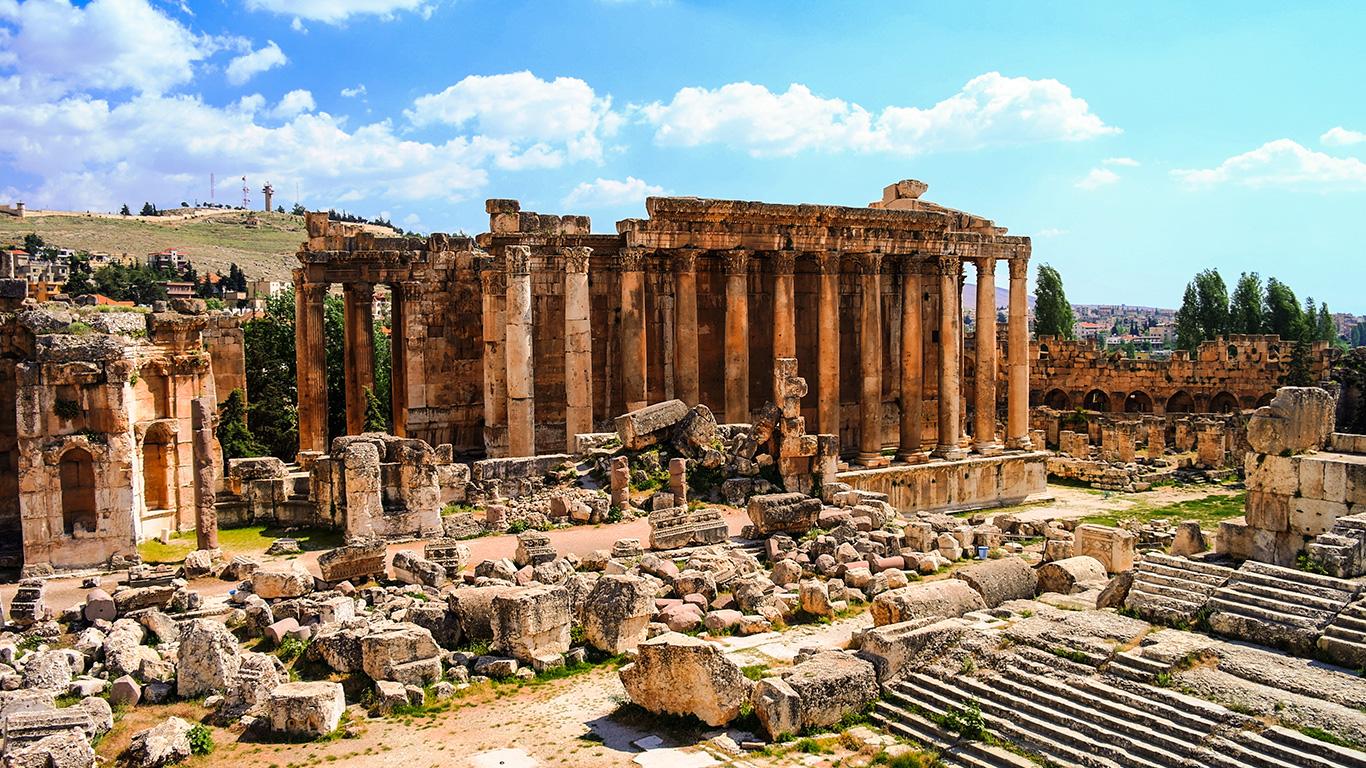 Líbano: muitas razões para incluir este país no roteiro da sua próxima viagem