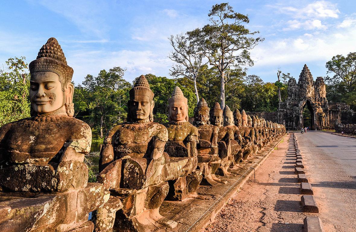 Indochina: um mosaico multicultural único no sudeste asiático