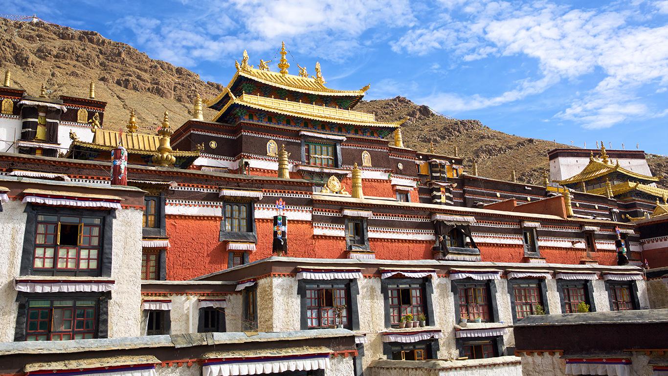 """Tibet: viaje para o """"teto do mundo"""""""