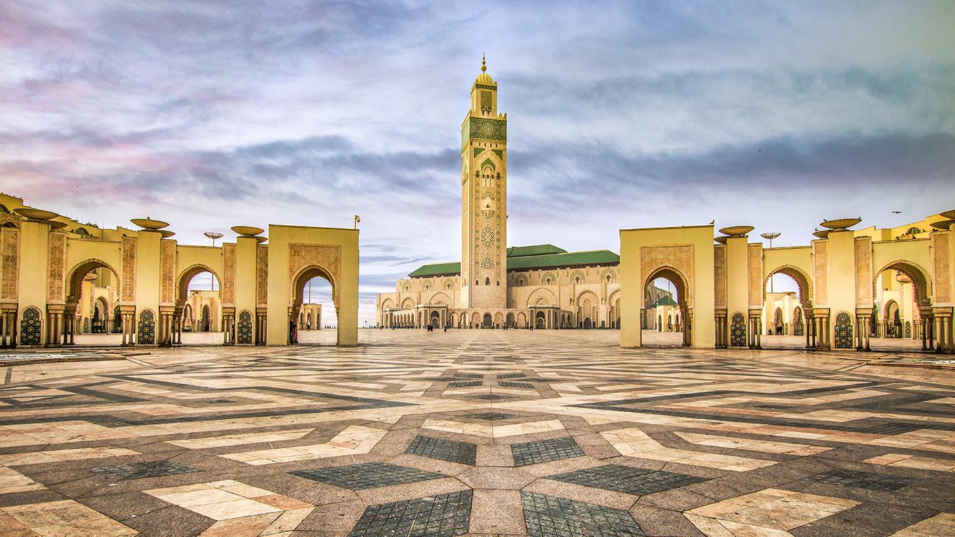 Marrocos, cenários que inspiram as mentes mais criativas