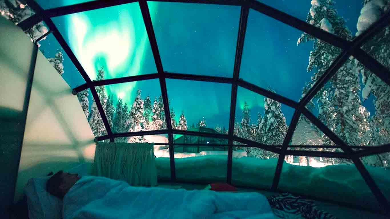 Blog Raidho | Kakslauttanen Arctic Resort