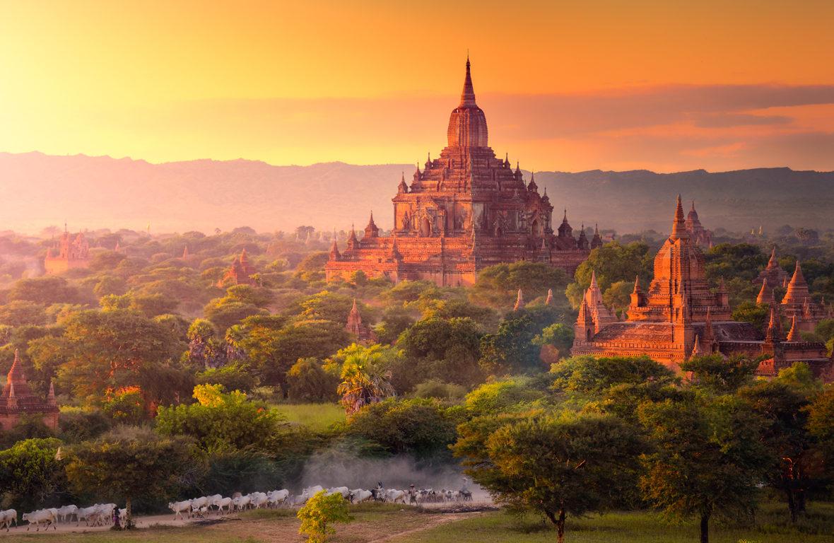 Myanmar - cenários que superam sonhos e exalam uma energia única