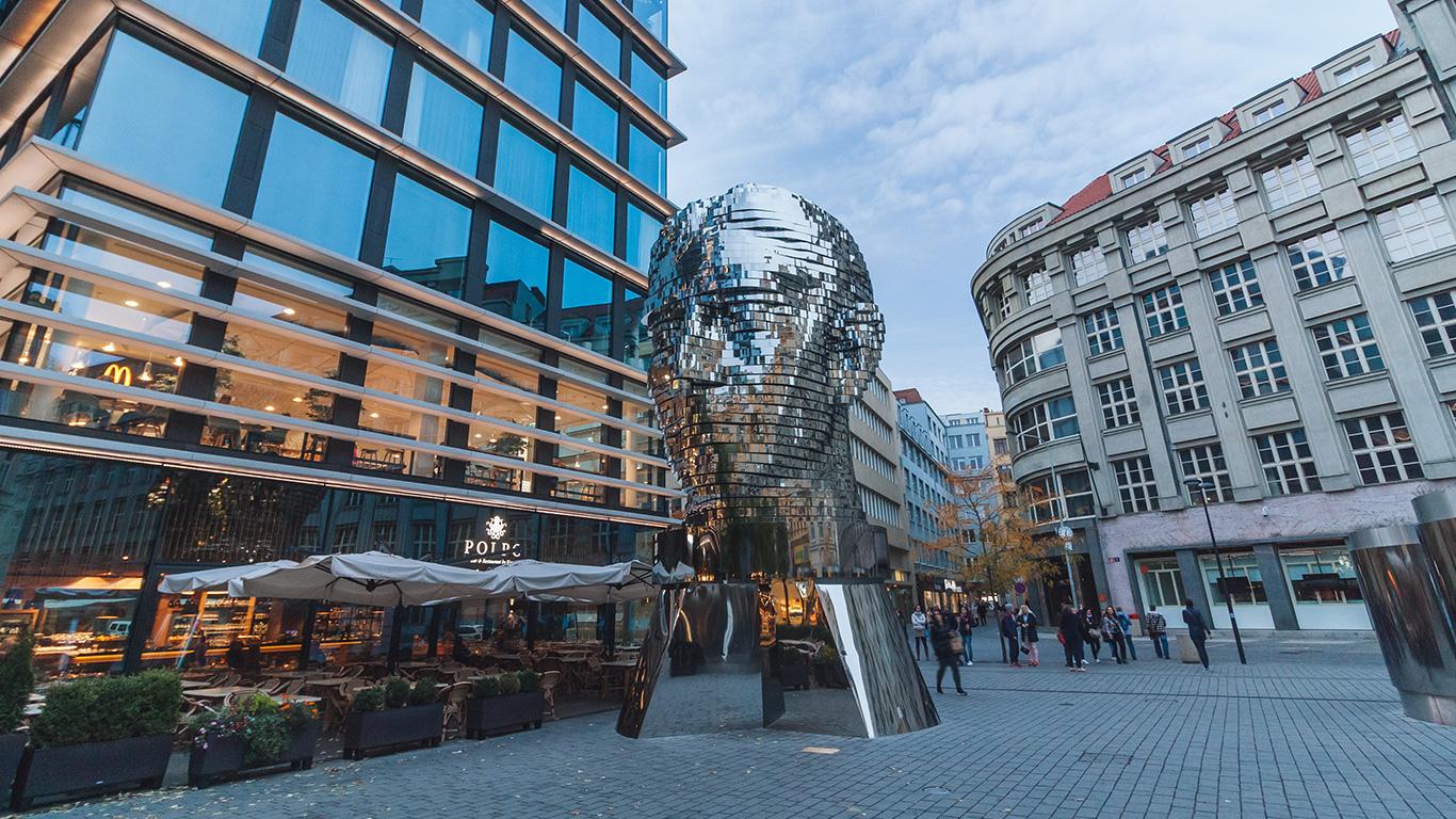 Série Leste Europeu: Praga - A cidade dos cem pináculos