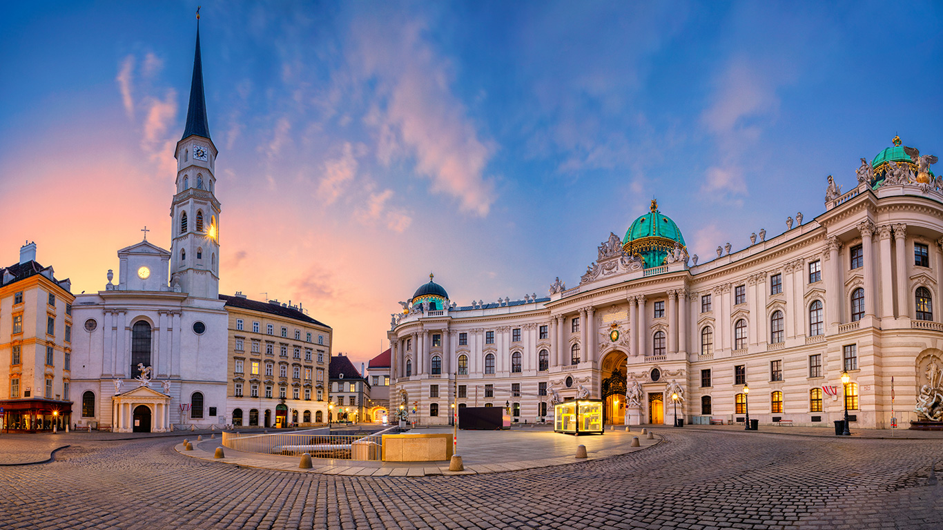 Série Leste Europeu: Um sonho chamado Viena