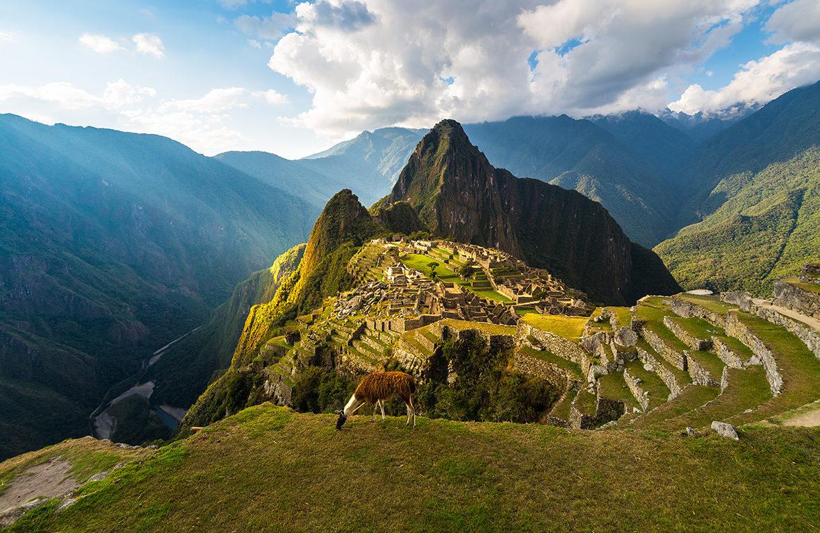 Peru, mais que um país, um estado de espírito