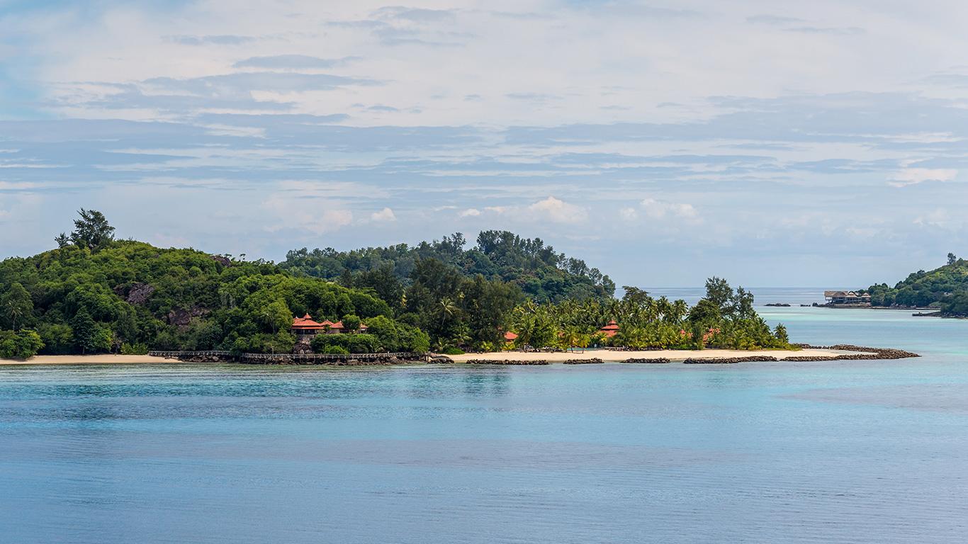 Seychelles e sua busca pela preservação do verde